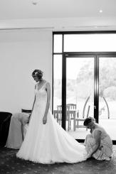 lakelands golf club wedding talia tim kiss the groom-14