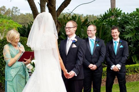 lakelands golf club wedding talia tim kiss the groom-32