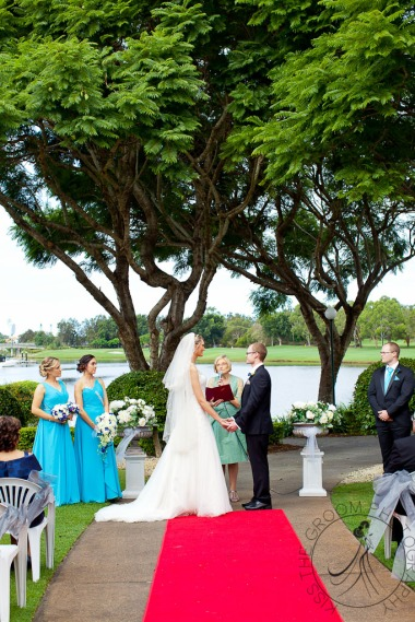 lakelands golf club wedding talia tim kiss the groom-34