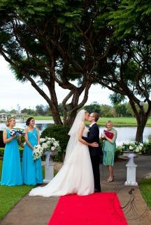 lakelands golf club wedding talia tim kiss the groom-37