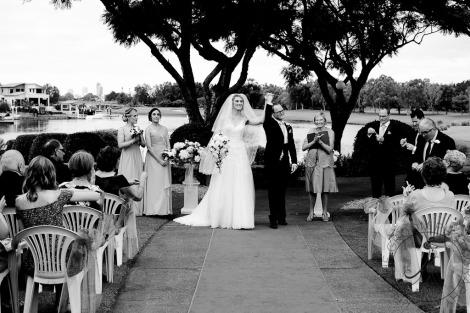 lakelands golf club wedding talia tim kiss the groom-42