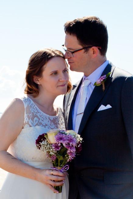 burleigh heads wedding kiss the groom-0470