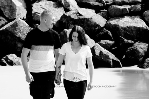 coolangatta engagement shoot emilie nick kiss the groom photography-0025